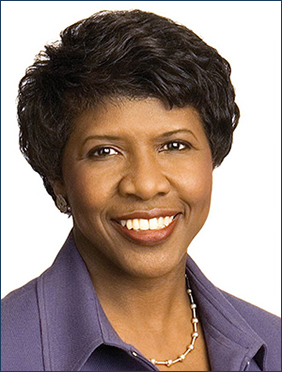 Headshot of Gwen Ifill