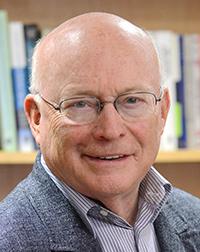 Headshot of Jack Rowe