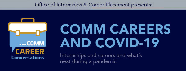 COMM Careers and COVID-19