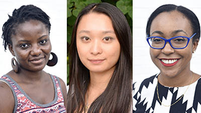Wunpini Fatimata Mohammed, Anli Xiao, Erica Hilton
