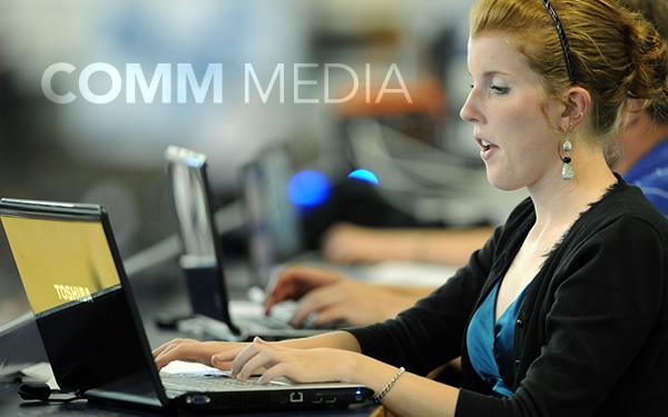CommMedia Logo