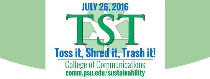 TST IV: Toss It, Shred It, Trash It!