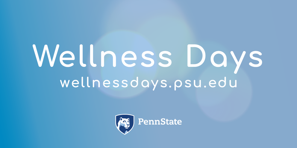 Wellness Day — No Classes