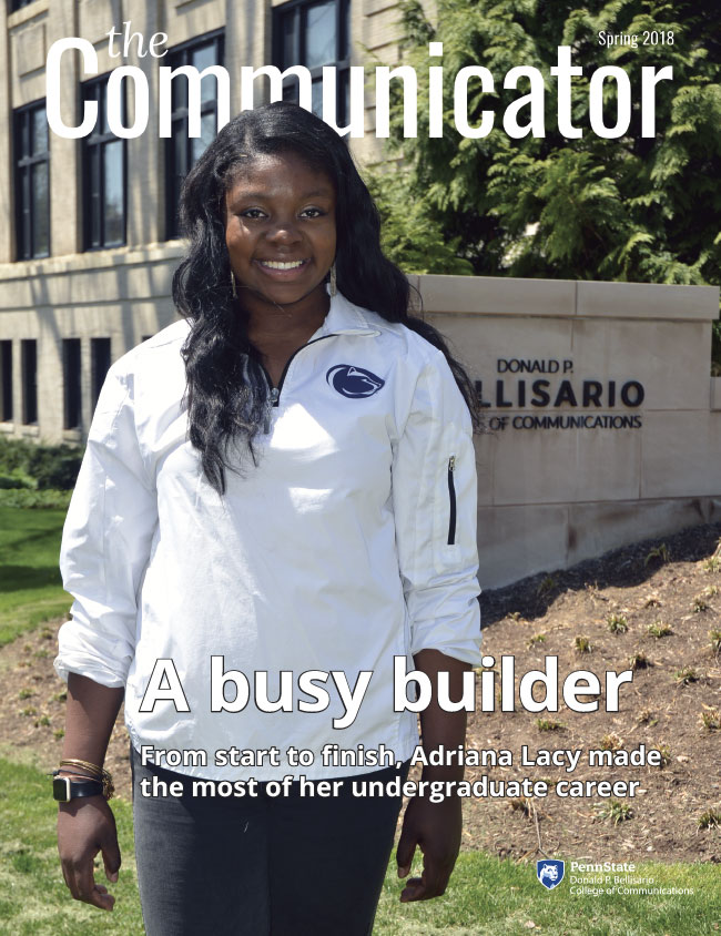 Communicator Magazine Cover
