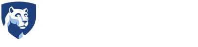 Donald P. Bellisario College of Communications at Penn State Logo