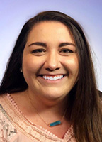 Headshot of alumni member Amanda Cramer