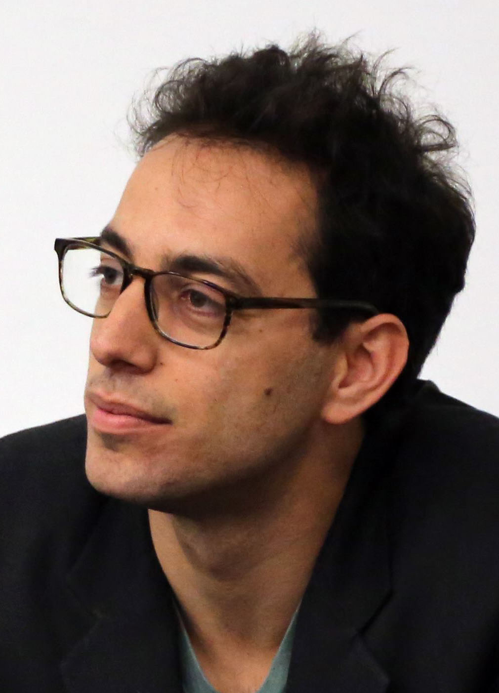Alex Fattal, Assistant Professor of Communications and Anthropology