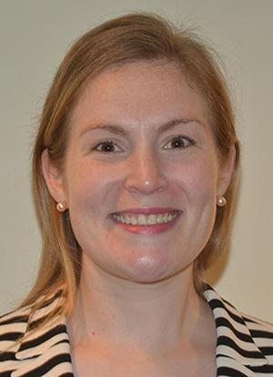 Headshot of alumni member Katherine Hansen