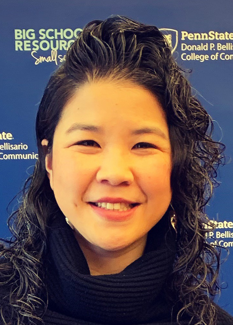 Headshot of alumni member Amanda Oey
