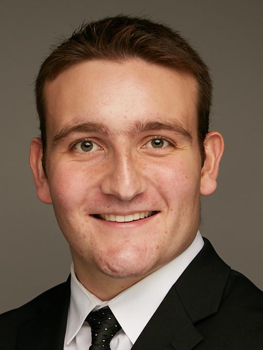 Headshot of alumni member Sebastien Kraft