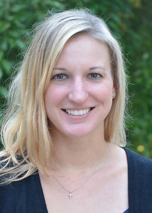 Kristen Dickson, Academic Adviser