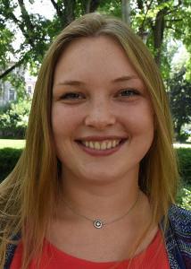 Isabelle  Helmich, Associate Director of Development