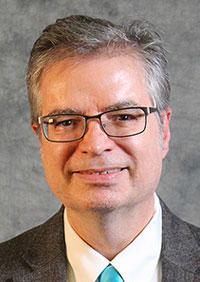 Matthew McAllister, Professor