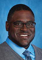 Gary Abdullah, Assistant Dean for Multicultural Affairs
