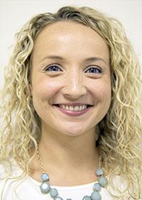 Emily Clevenger, Undergraduate Recruiter