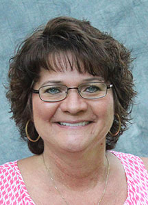 Annette Jones, Administrative Support Assistant