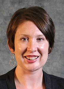 Stephanie Madden, Assistant Professor