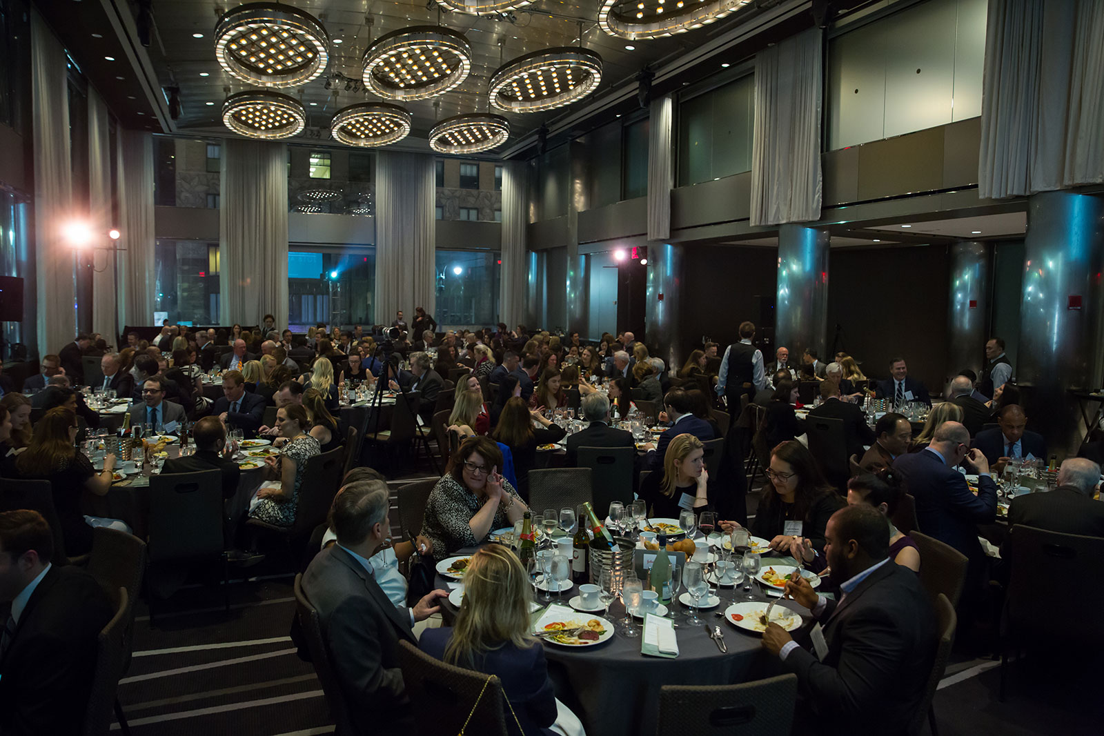 More than 200 communicators attended the second annual Page Center Awards.